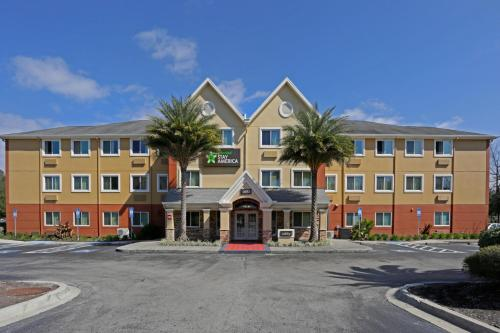 Extended Stay America Jacksonville Salisbury Rd Southpoint Hotel