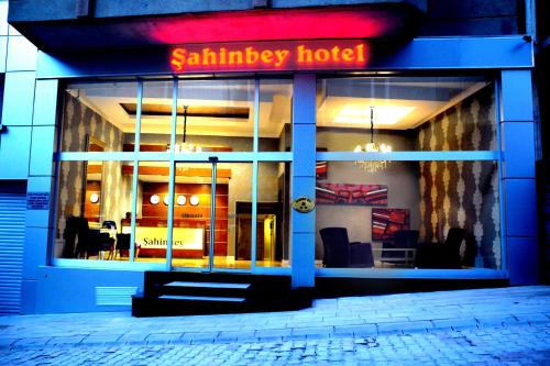 Ankara Sahinbey Hotel indirim kuponu