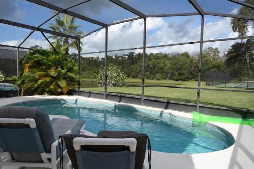 1073 Lake Berkley Drive - Six Bedroom Villa