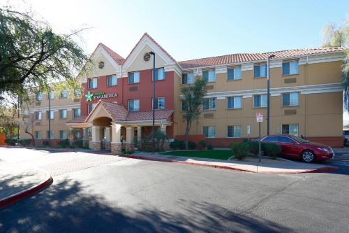 extended stay america phoenix airport tempe hotel in az