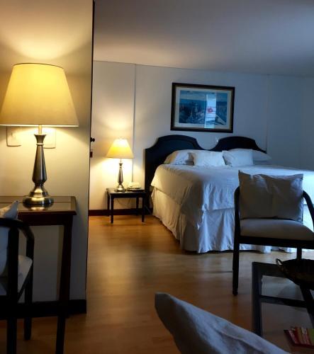Foto de Hoteles Portico Galeria & Cava