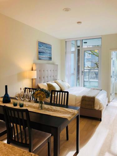 Comfortable 1brd 1bt Apartment In Vancouver - Vancouver, BC V6J 0H1