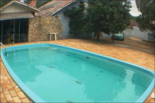 Casa com piscina Bubi & Jaque
