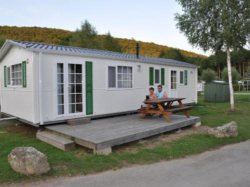 Holiday Home Luxe Mobile Chalet 4 pers..4