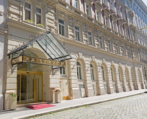 Hotel Kaiserhof Wien impression