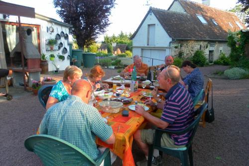 La Confiance at Champ d'Oeuf