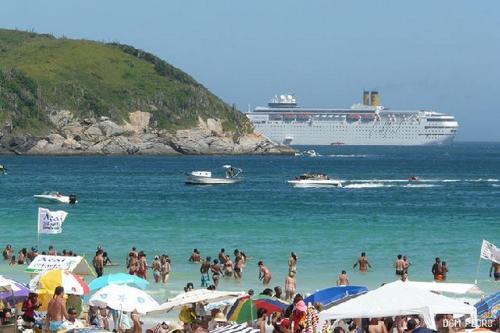 HotelApto. Praia do Forte Cabo Frio