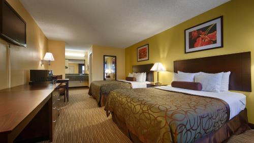 Best Western Executive Inn Round Rock Photo