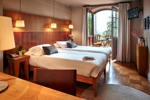 Habitación Doble - 1 o 2 camas Jardin de Carrejo 6