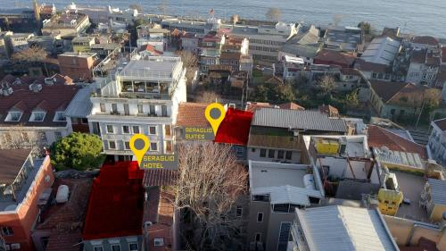 Istanbul Seraglio Hotel & Suites tek gece fiyat