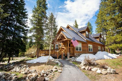 Breck Bear Cabin