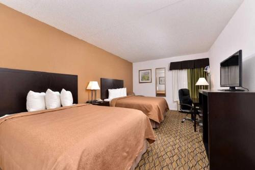 Quality Inn and Suites Matteson Photo