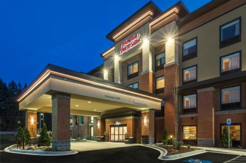 Hampton Inn & Suites- Seattle Woodinville Wa in Woodinville
