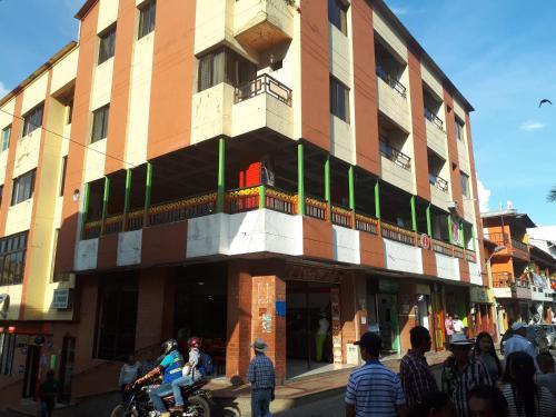 Foto de Hotel El Paraiso de Tamesis