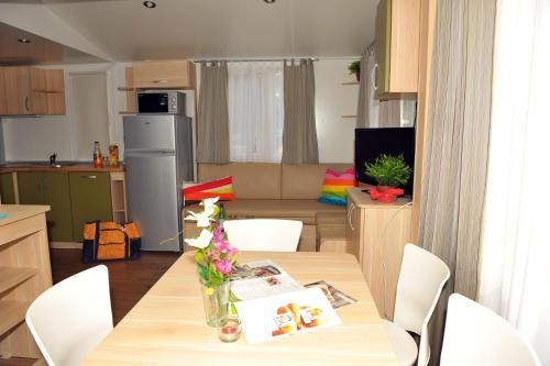 Mobile Homes Gebetsroither in Terme Čatež