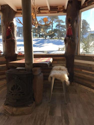 Lodge Tikilen Caviahue Photo