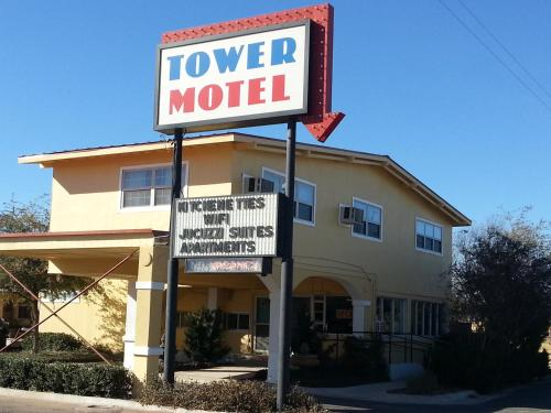 Tower Motel Abilene - Abilene, TX 79605