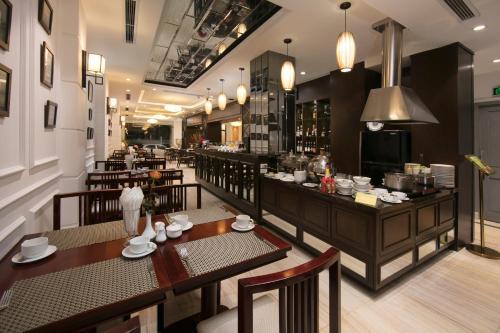 Quoc Hoa Premier Hotel & Spa photo 82