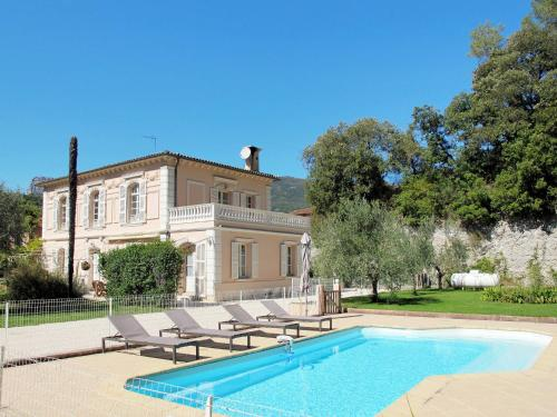 Ferienhaus Mit Pool Nice 110S