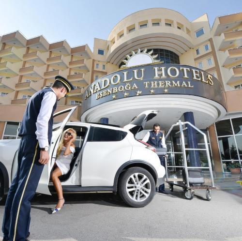 Esenboga Buyuk Anadolu Thermal Hotel