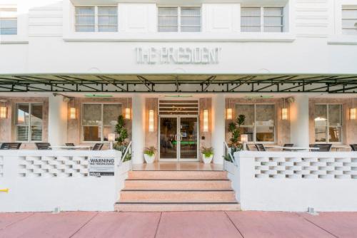 President Hotel Photo