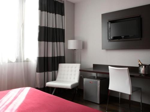 Hotel & Spa Villa Olimpica Suites photo 42