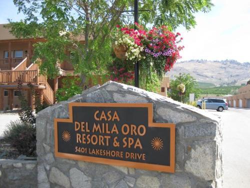 Casa Del Mila Oro - Osoyoos, BC V0H 1V6