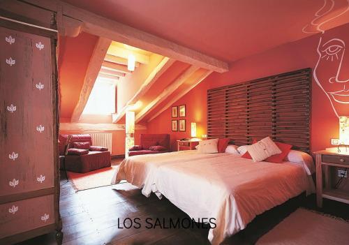 Habitación Triple - Uso individual Casona Camino Real De Selores 1