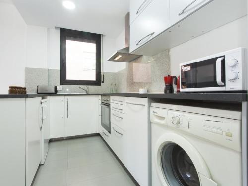 Barcelona Sants Apartment photo 26