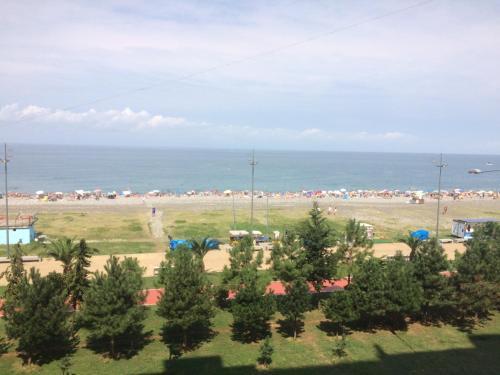 Апартаменты Яна в Черном море