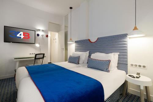 Hotel 34B - Astotel photo 55