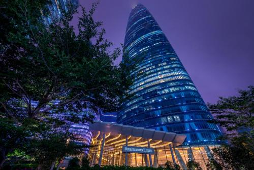 Four Seasons Hotel Guangzhou impression