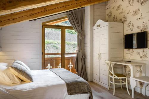 Doppelzimmer Hotel Viñas de Lárrede 3