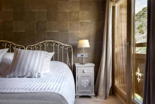 Habitación Doble Hotel Viñas de Lárrede 2
