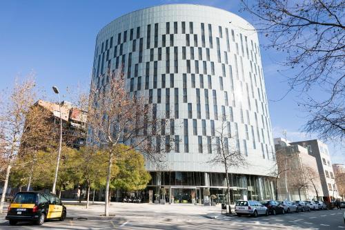 Hotel Barcelona Condal Mar impression