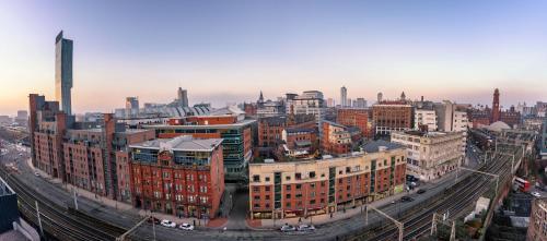 1 First Street, Manchester, M15 4RP, England.