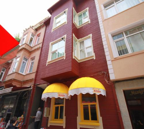 Istanbul By Sohret Besiktas Sair Nedim 8 odalar