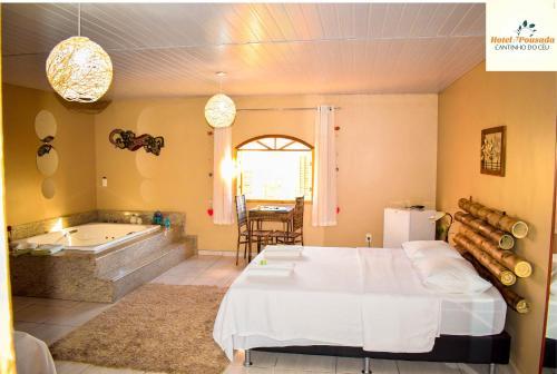 Foto de Hotel Pousada Cantinho do Céu