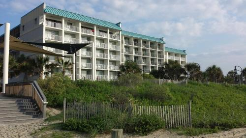Bermuda Sands On The Boardwalk Hotel Myrtle Beach