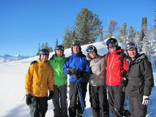 Panorama Mountain Resort - Horsethief Lodge with Fairmont Creek Photo