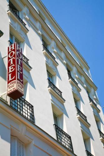 Hôtel De La Perdrix Rouge