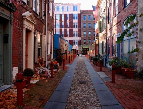 Experience The Charm Of Old City - 97 Walk Score! - Philadelphia, PA 19106