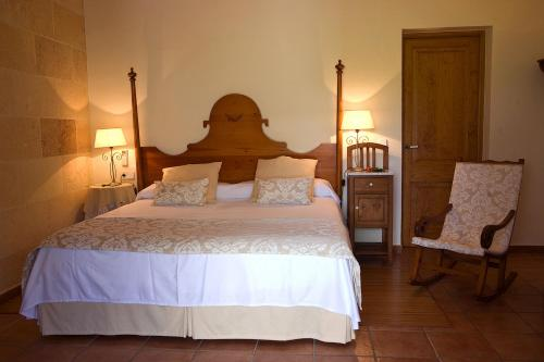 Double or Twin Room Hotel Rural Morvedra Nou 20