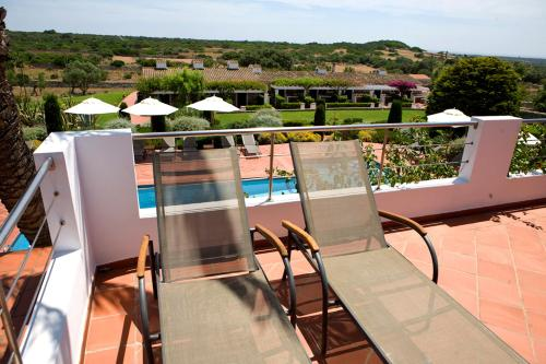 Superior Double or Twin Room with Garden View Hotel Rural Morvedra Nou 6