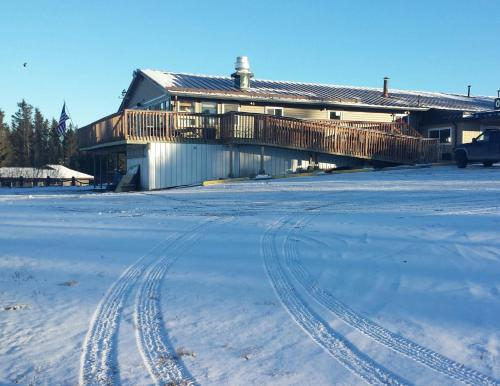 Beluga Lake Lodge - Homer, AK 99603