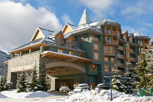 Cascade Lodge By Resortquest Whistler - Whistler, BC V0N 1B4