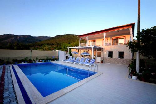 Kalkan Villa Alaca indirim