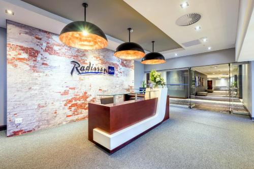 Radisson Blu Hotel Sandton, Johannesburg photo 51