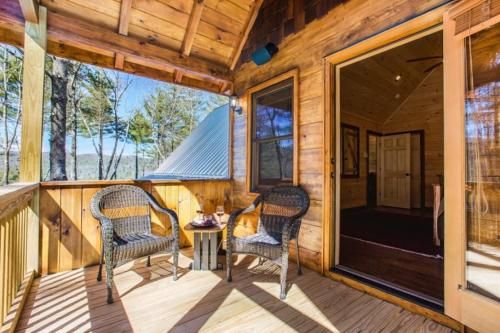 Big Creek Cabin - Cherrylog, GA 30522