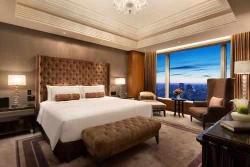 Shangri-La Hotel, Tokyo impression